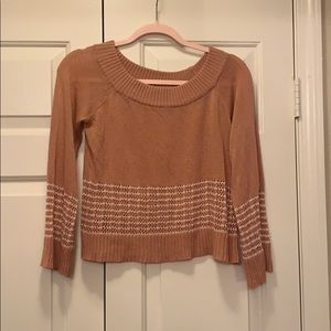 Honey Punch size S sweater